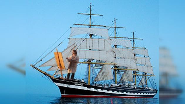 Pintura a bordo de las naves