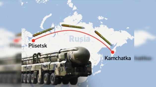 Comprobada la eficacia del misil Topol-M