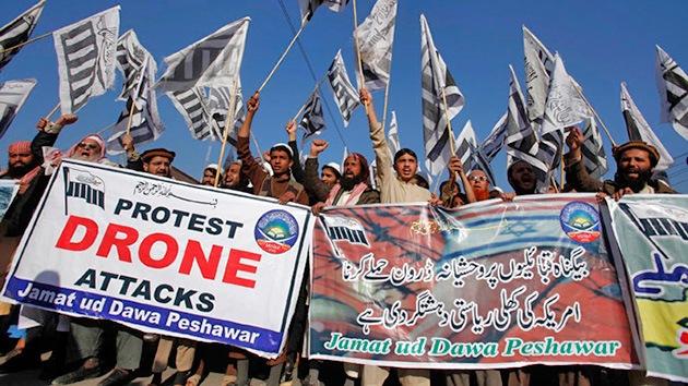 Datos filtrados revelan que los drones de EE.UU. han realizado 330 ataques en Pakistán