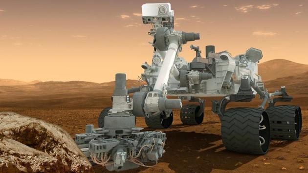 La NASA: El agua de Marte es mucho más pesada que la de la Tierra