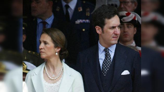 El primer divorcio de la Casa Real española