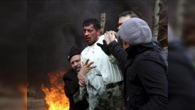 Ocho muertos como resultado de nuevos disturbios en Teherán