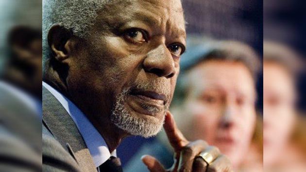 Siria: Occidente y sus aliados árabes quieren frustrar el plan de Annan