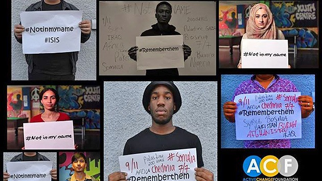 """""""No en mi nombre"""": Musulmanes lanzan una campaña en la Red contra el Estado Islámico"""