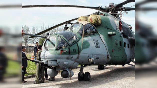 Brasil muestra claro interés en helicópteros rusos