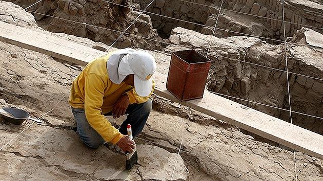 Hallan en los Andes peruanos el asentamiento más antiguo a gran altitud