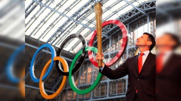 Anuncian la ruta de la antorcha olímpica 2012