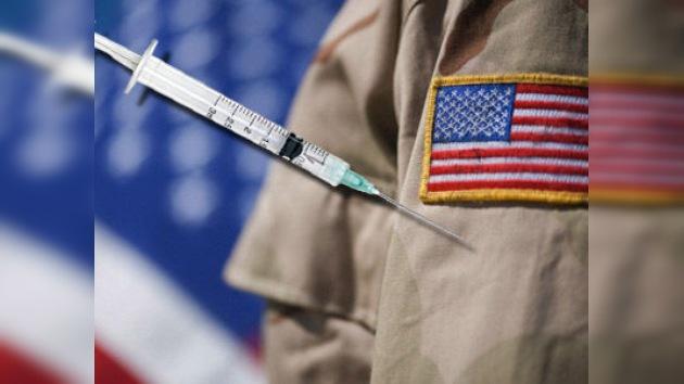 Drogodependencia, una plaga para los soldados estadounidenses en Afganistán