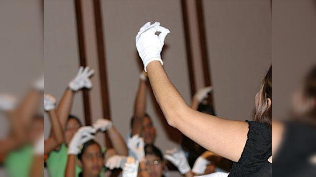 Venezuela integra a los niños discapacitados por medio de la música