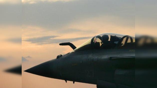 Moscú acusa a la OTAN de apoyar a una de las partes en el conflicto libio