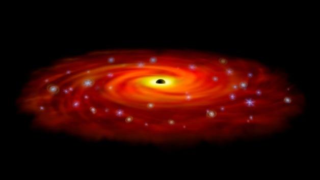 La vida compleja puede existir en 100 millones de planetas de nuestra galaxia