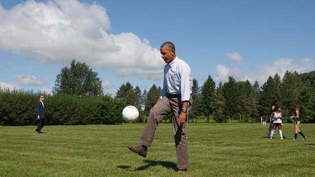 'The Wall Street Journal': Obama cree que ya se aseguró un lugar en la historia