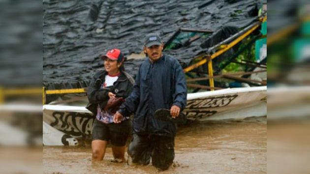 Venezuela tiende su mano a países de Centroamérica azotados por las lluvias