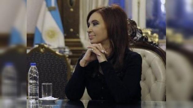 Cristina Fernández anuncia su vuelta a la actividad a través de Twitter