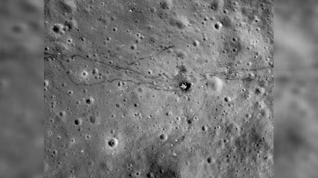 Encuentran tranquilitita en Australia, un mineral que se creía exclusivo de la Luna