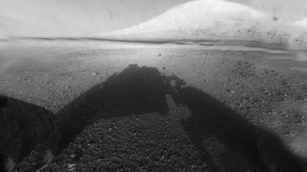 El primer video del Curiosity muestra que Marte sí es rojo
