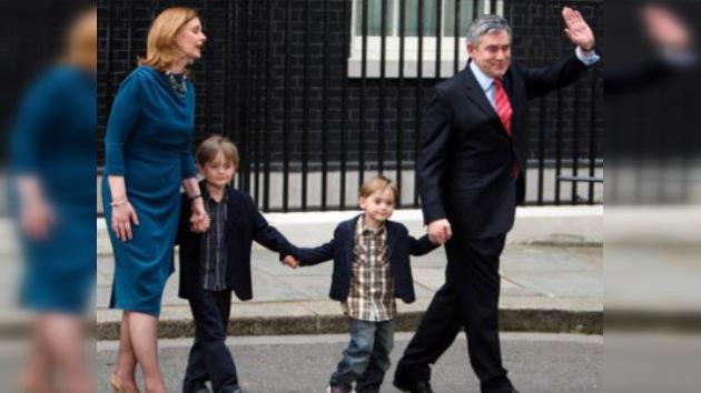 David Cameron, nuevo inquilino de Downing Street