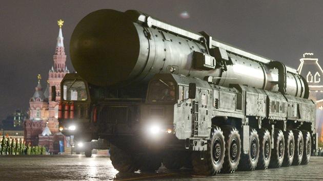 """""""Rusia está preparando una respuesta al Rápido Ataque Global de EE.UU."""""""