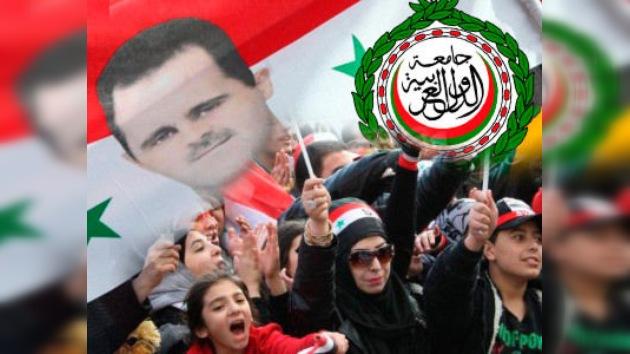 La última lucha diplomática del Gobierno sirio