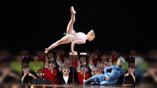 Tres sorpresas del circo ruso; se lanza un show en 3D
