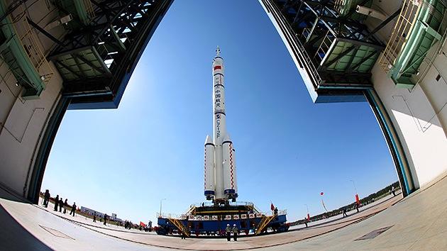 China tiene previsto lanzar otra nave espacial tripulada en 2013