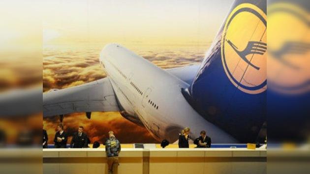 Lufthansa no deja a los activistas propalestinos entrar en Israel