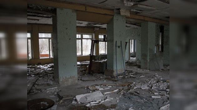 Chernóbyl, parque temático nuclear