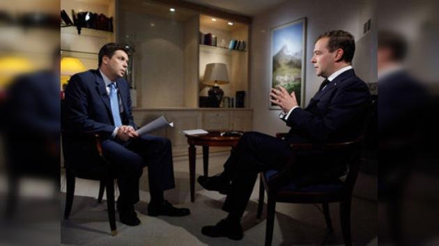 El presidente de Rusia propone unirse para luchar contra el terrorismo