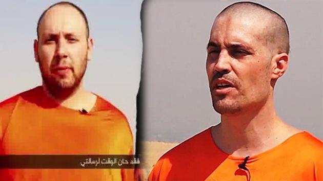Militares de EE.UU. culpan a la Inteligencia de ser incapaz de rescatar a Foley y Sotloff