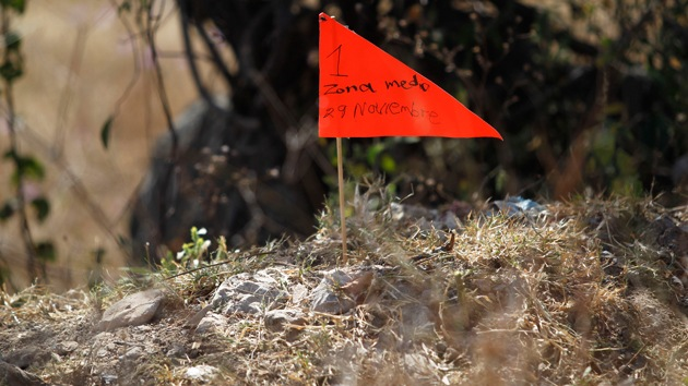 México: Hallan cinco nuevos cuerpos decapitados en el estado de Guerrero