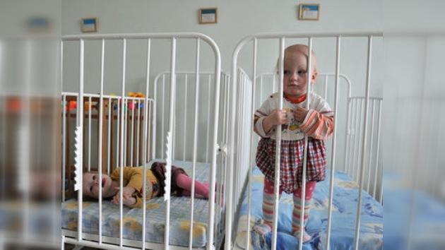 Error médico por poco mata a 10 niños en Siberia