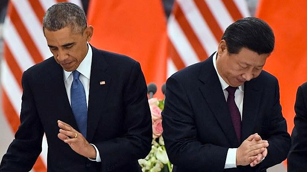 """¿Alguien puede citar algún acuerdo internacional útil firmado por Obama?"""