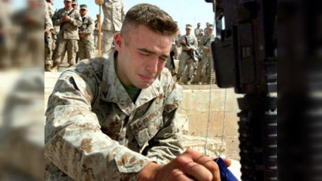 Tendencias suicidas: el peor 'botín de guerra' del ejército de EE. UU.