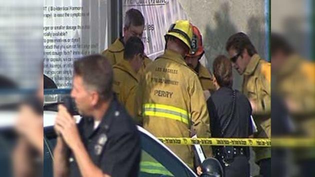 Cuatro muertos en un tiroteo en Hollywood