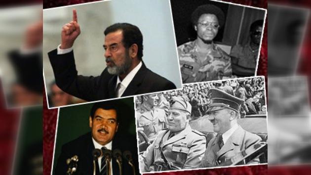 ¿Cuáles de los gobernantes del siglo XX recibieron la pena de muerte?
