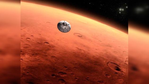Rusia excavará la superficie de Marte con una 'pala' de neutrones