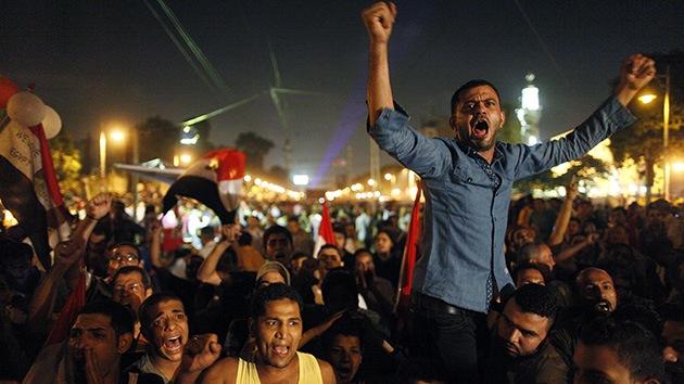 Minuto a minuto: El golpe de Estado en Egipto