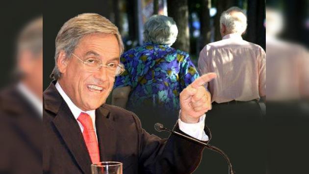 Piñera quiere fortalecer la familia con bonos a las bodas de oro