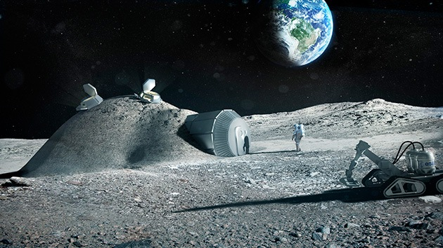 Nasa: Las empresas espaciales privadas se trasladarán a Luna