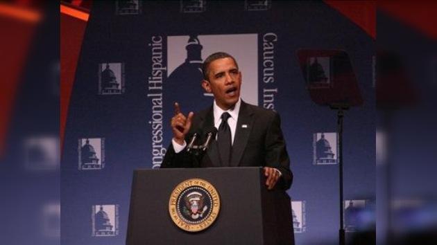 Obama felicitó a EE.UU. por la reforma de la salud y se fue de vacaciones