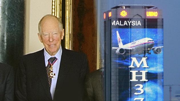 Avion Malaysia: Rothschild hereda..
