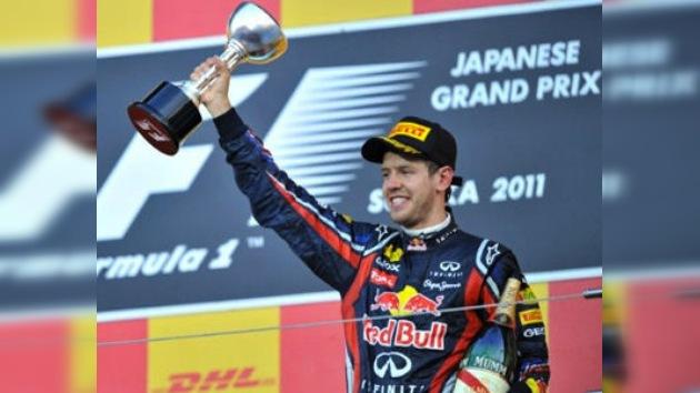 Vettel, el bicampeón del mundo de Fórmula 1 más joven de la historia