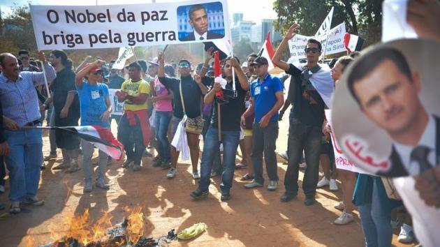 América Latina, unánime frente a una eventual agresión de EE.UU. contra Siria