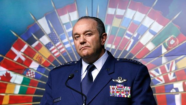 El comandante de las fuerzas aliadas de la OTAN, el general Philip Breedlove