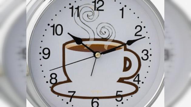 El café no es un despertador
