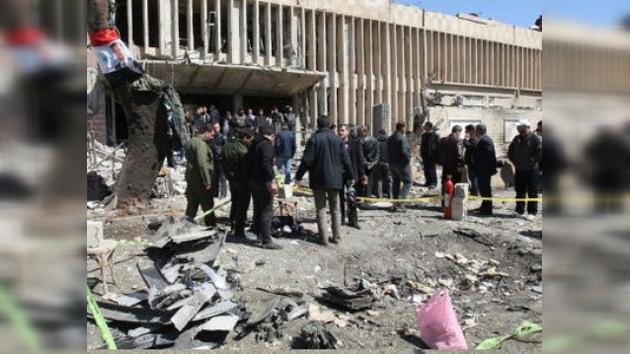 Bombas en Damasco: ¿conduce su mecha al exterior?