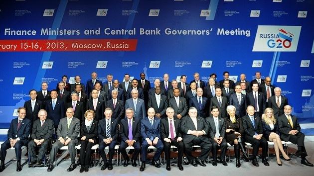 El G-20 se compromete a combatir la evasión fiscal de las multinacionales