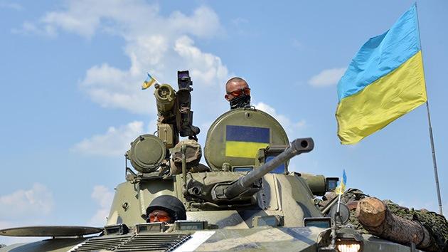 Ucranianos pagarán la matanza de sus compatriotas en el este con su propio dinero