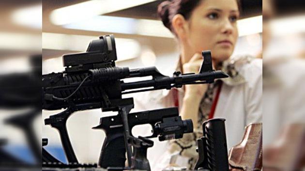 """""""Osos"""" blindados y """"tigres"""" todorreno en una muestra de seguridad en Moscú"""