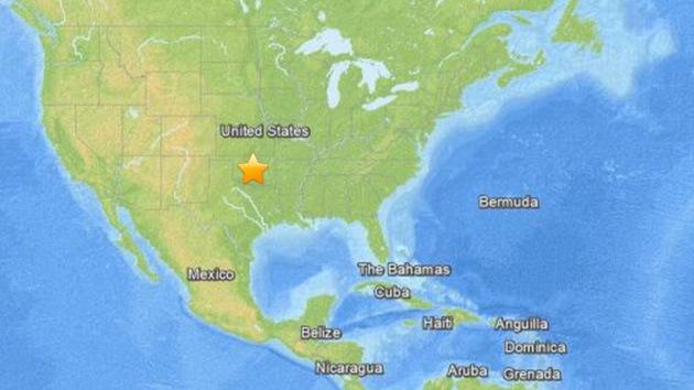 Oklahoma registra un terremoto de 3.9